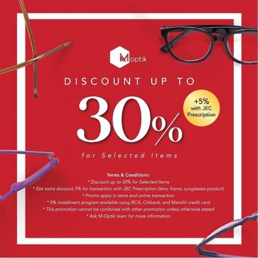 M-Optik March Promotion